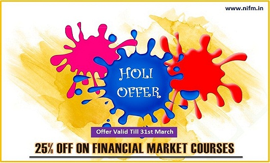 Holi Discount offer on Offline Courses