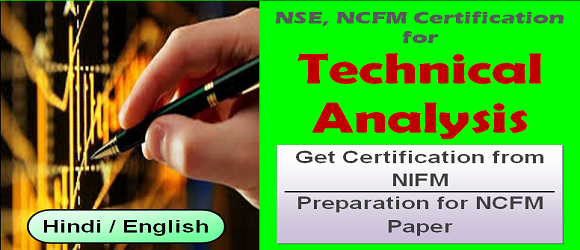 Technical Analysis NCFM Certification online course