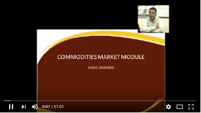 NIFM Commodity Market Trading Video-1