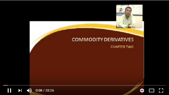 NIFM Commodity Market Trading Video-2