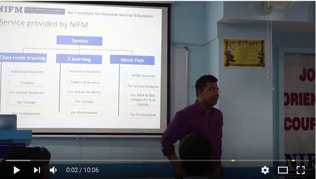 Stock Market Seminar Video-2