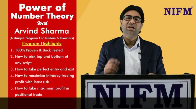 Power of Number Theory-Best Trading Strategy