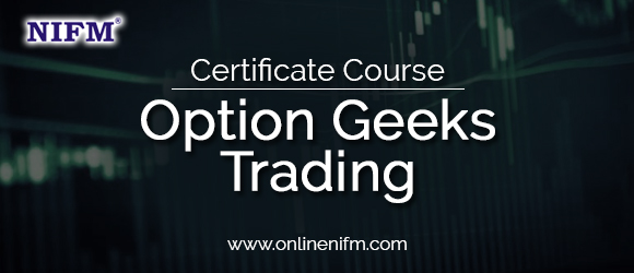 Certificate Course in Option Greeks Trading
