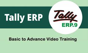 Advance Tally ERP 9 Accounting Software Complete course