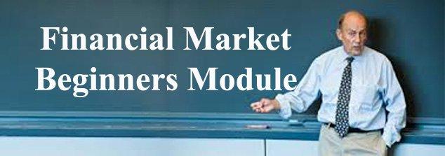 Financial Market Beginners Module