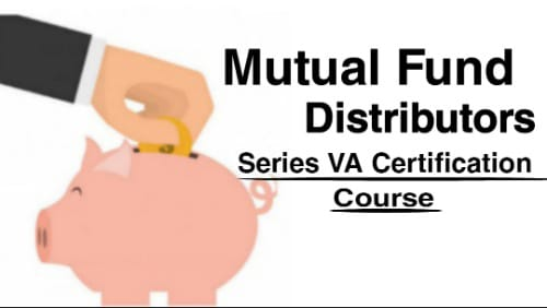 Mutual Fund Distributors NISM Series VA Certification