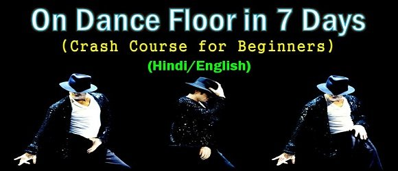 On Dance Floor in 7 Days Crash Course for Beginners