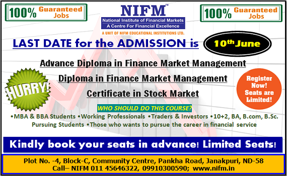 Limited seats are available now in 100% Job Guaranteed Courses